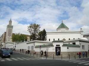 Wielki Meczet w Paryżu / fot. Wikimedia Commons