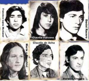 Ofiary Nowy Ołówków: członkowie i członkinie Związku Uczniów Liceów, fot. cta.org.ar