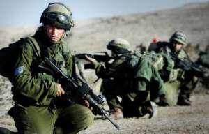 Żołnierze armii izraelskiej podczas ćwiczeń/ wikipedia commons