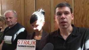 Pracownicy bielskiego szpitala szykują się do strajku / youtube.com