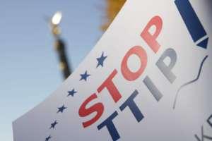 Ćwierć miliona Niemców wyszło w sobotę na ulice, żeby protestować przeciw TTIP/flickr.com/ Mehr Demokratie