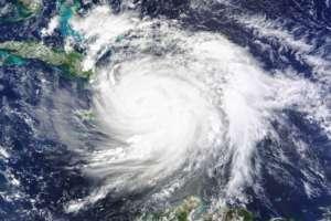 Huragan Matthew uderzył w Haiti - skali zniszczeń nie udało się jeszcze oszacować. Teraz ewakuowani są mieszkańcy wschodniego wybrzeża USA/flickr.com/NASA Goddard Space Flight Center