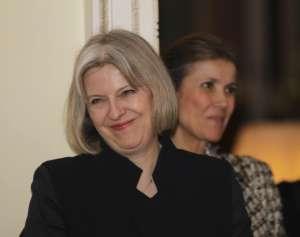 Theresa May, konserwatywna premier Wlk. Brytanii/flickr.com/US Embassy London