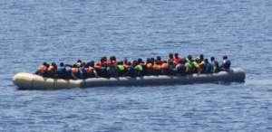 2016 rok pochłonął najwięcej ofiar od początku tzw. kryzysu migracyjnego/flickr.com/Irish Defence Forces