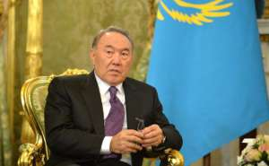 Nursułtan Nazarbajew / fot. kremlin.ru