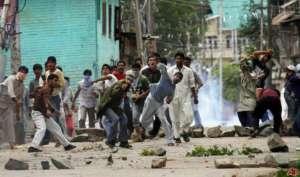 Zamieszki antyrządowe w indyjskim Kaszmirze/flickr.com/Kashmir Global