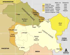 Mapa regionu/wikimedia commons