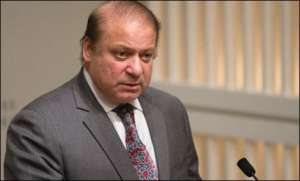 Premier Pakistanu Nawaz Sharif / wikipedia commons