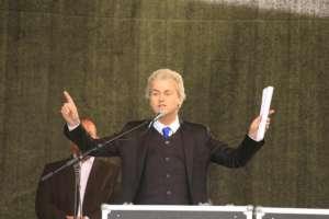 Geert WIlders, lider holnderskich nacjonalistów/flickr.com/Metropolico.org