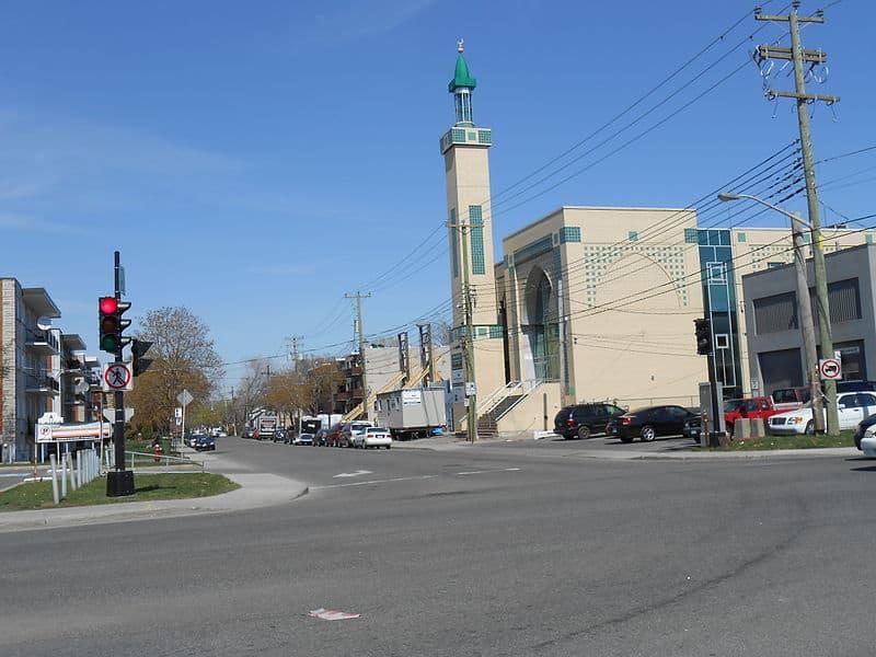 Atak Na Meczet Photo: Atak Na Meczet W Quebecu. Są Zabici I Ranni