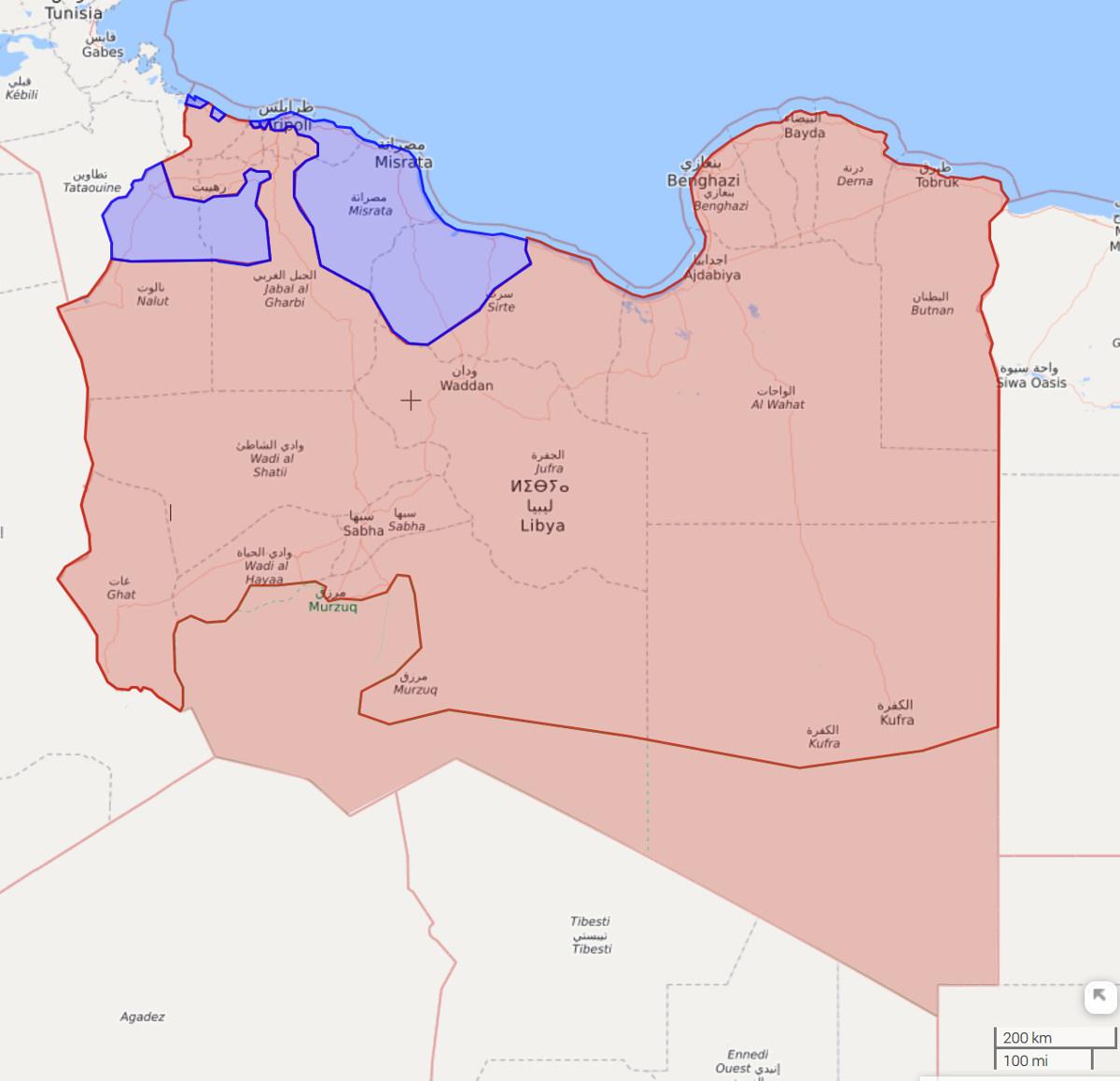 Libia Marszalek Haftar Kontra Wulkan Gniewu Czyli Walka Z