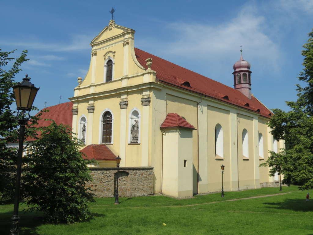 Kościół św. Jadwigi w Złotoryi, źródło: Wikimedia Commons