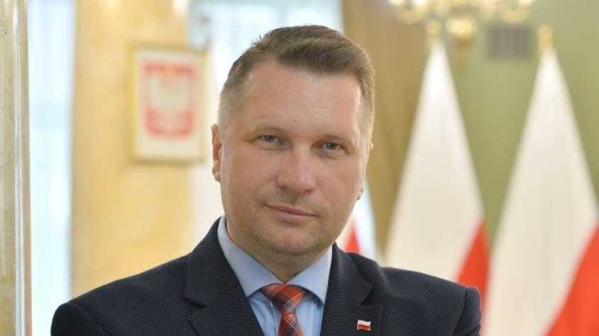Wojewoda lubelski Przemysław Czarnek, źródło: Facebook