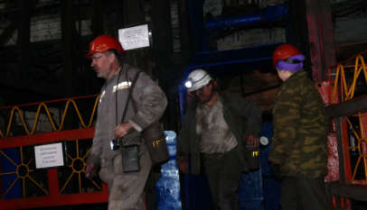 Górnicy Donbasu