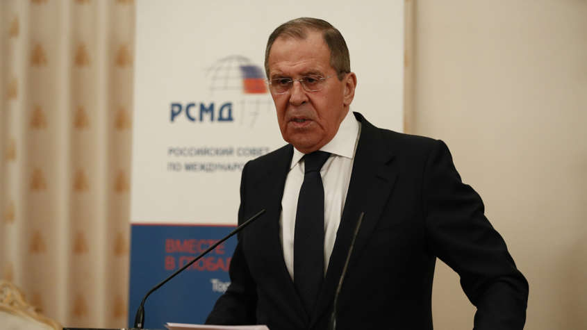 Sergiej Ławrow