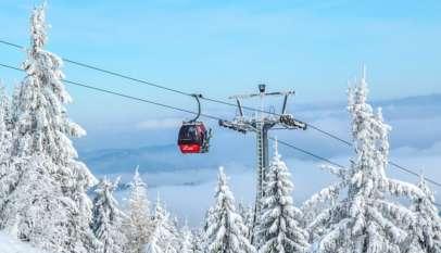 Tatry zimą