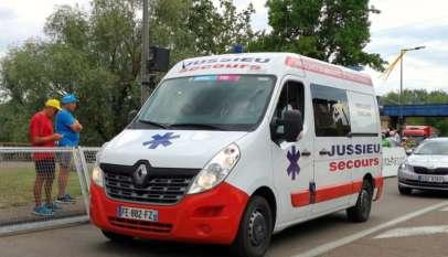 Ambulans Francja