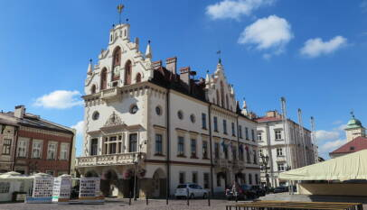 Rzeszów, stare Miasto