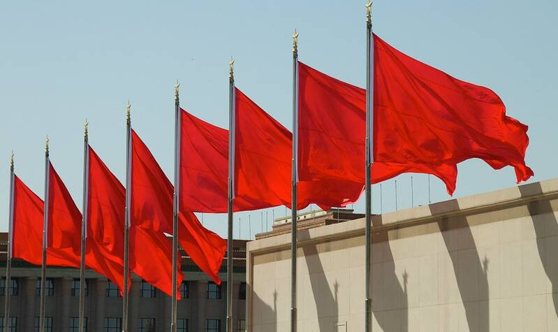 czerwone flagi