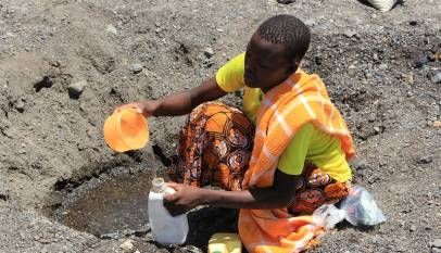 Głód w Afryce