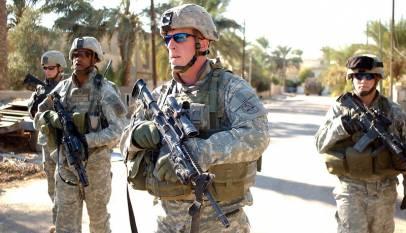 Armia USA w obronie demokracji