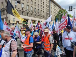 Manifestacja 9 czerwca