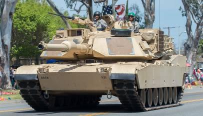 Czołg Abrams